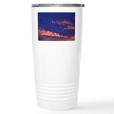 Clouds at sunrise - Travel Mug