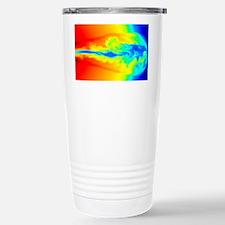 Gamma ray burst formation - Travel Mug