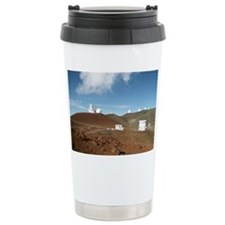 Mauna Kea telescopes - Thermos Mug