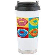 Lips - Travel Mug