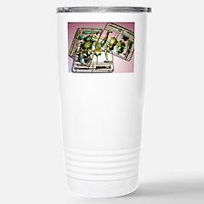 Plastic female body kits - Travel Mug