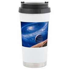 Ring galaxy - Travel Mug