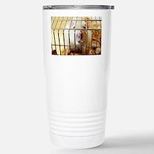 Sprague-Dawley laboratory rat - Travel Mug