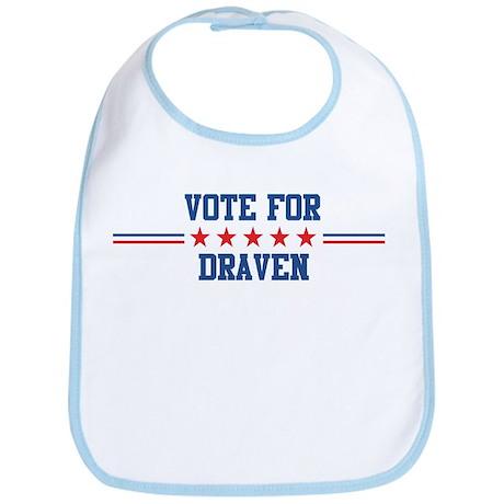 Vote for DRAVEN Bib