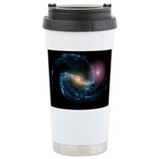 Supernova in galaxy NGC 1300 - Travel Mug
