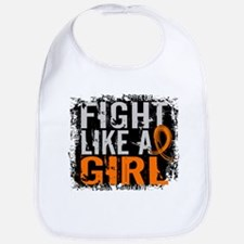 Fight Like a Girl 31.8 Leukemia Bib