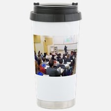 University lecture - Stainless Steel Travel Mug