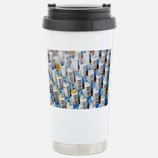 Blood samples - Stainless Steel Travel Mug