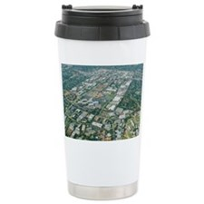 Aerial view of Silicon Valley - Travel Mug