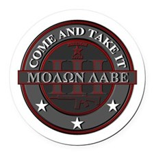 Come and Take It (Red/Grey) Magnet