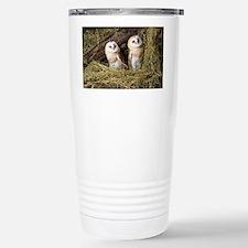 Barn owls - Travel Mug