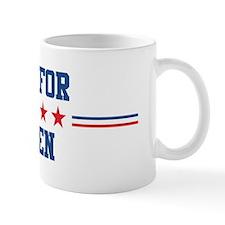 Vote for ETHEN Mug