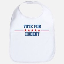 Vote for HUBERT Bib