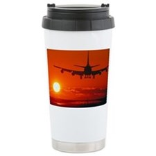 Boeing 747 - Travel Mug