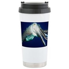 Broadclub cuttlefish - Travel Coffee Mug