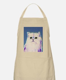 Pop art cat Apron
