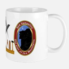 "Masonic New Hampshire ""old man"" Mug"