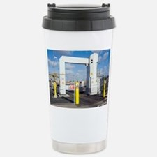 Container port security - Stainless Steel Travel M