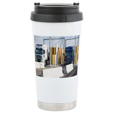 Container port security - Travel Mug