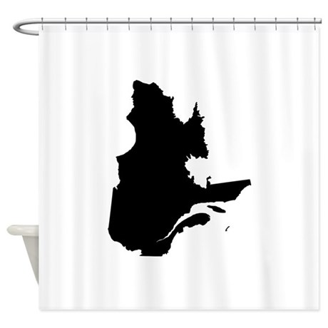 black shower curtain by theupper13