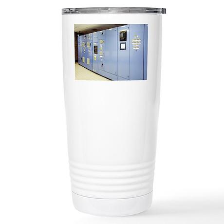 Control panel - Stainless Steel Travel Mug