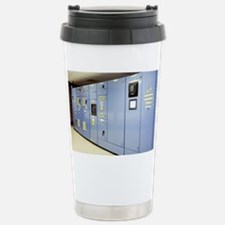 Control panel - Stainless Steel Travel Mug
