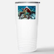 Day octopus - Stainless Steel Travel Mug