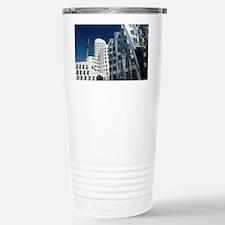 Gehry's Der Neue Zollhof buildings - Travel Mug