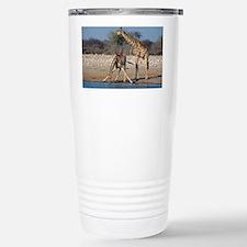 Giraffes - Stainless Steel Travel Mug