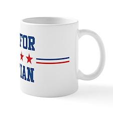 Vote for CRISTIAN Mug