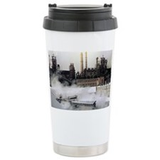 Iron and steel works - Travel Mug