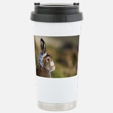 Mountain hare - Travel Mug