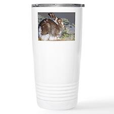 Mountain hare - Travel Coffee Mug