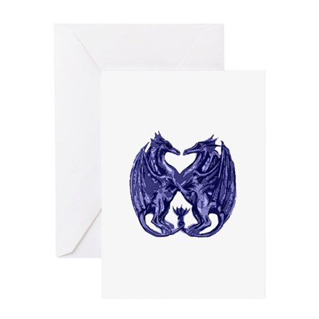 dragons Greeting Cards