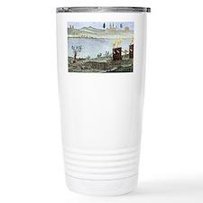 Optical communication - Travel Mug