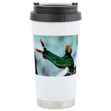 Nembrotha kubaryana sea slug - Travel Mug