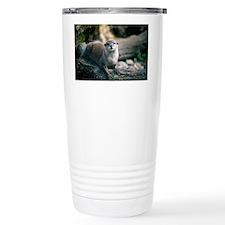 Oriental small-clawed otter - Travel Mug
