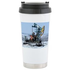 Oil well pump - Travel Mug