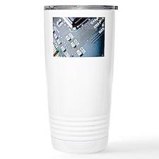 Printed circuit board components - Travel Mug