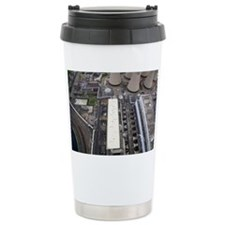 Power station buildings - Travel Mug