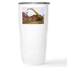 Scrap metal - Travel Mug