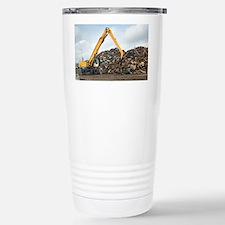 Scrap metal - Stainless Steel Travel Mug