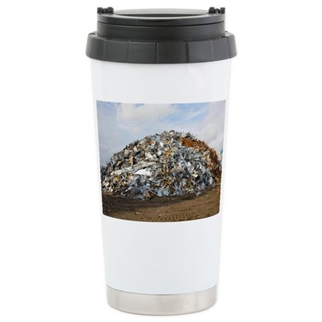 Scrap metal - Stainless Steel Travel Mug