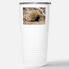 Short-beaked echidna - Stainless Steel Travel Mug