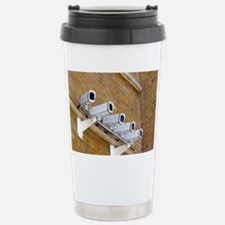 Security cameras - Stainless Steel Travel Mug