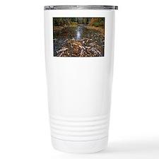 Sockeye salmon spawning - Travel Mug