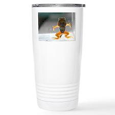 Tadpole metamorphosis - Travel Mug