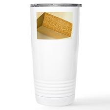 Straw particleboard - Travel Mug