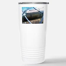 Trans-Alaska oil pipeline - Travel Mug