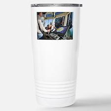 Tugboat - Stainless Steel Travel Mug